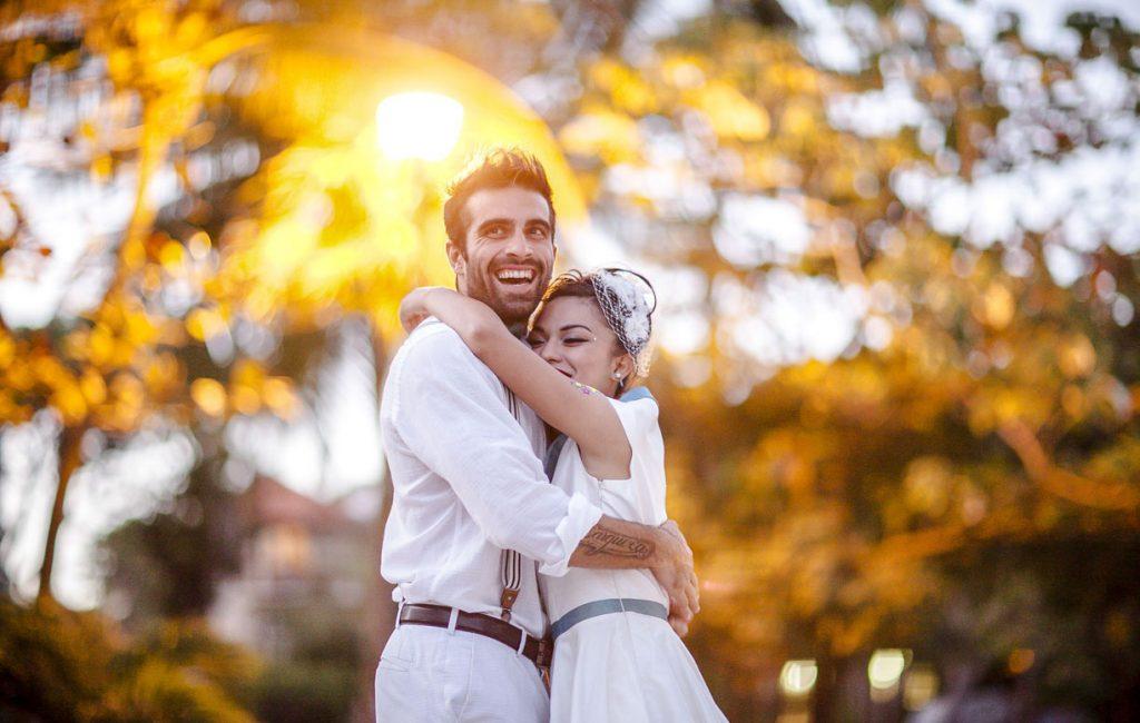 Georgia & Alex