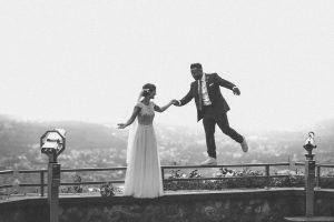 Hochzeitsreportage - Engagementshooting