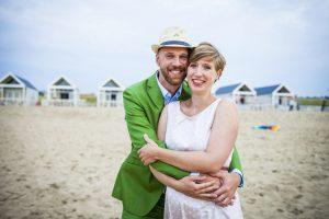 Hochzeitsreportage - Strandhochzeit in Den Haag