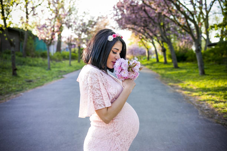 Wenn Bräute Mütter werden... - Fotografin Guelten Hamidanoglu Koeln  SD 011