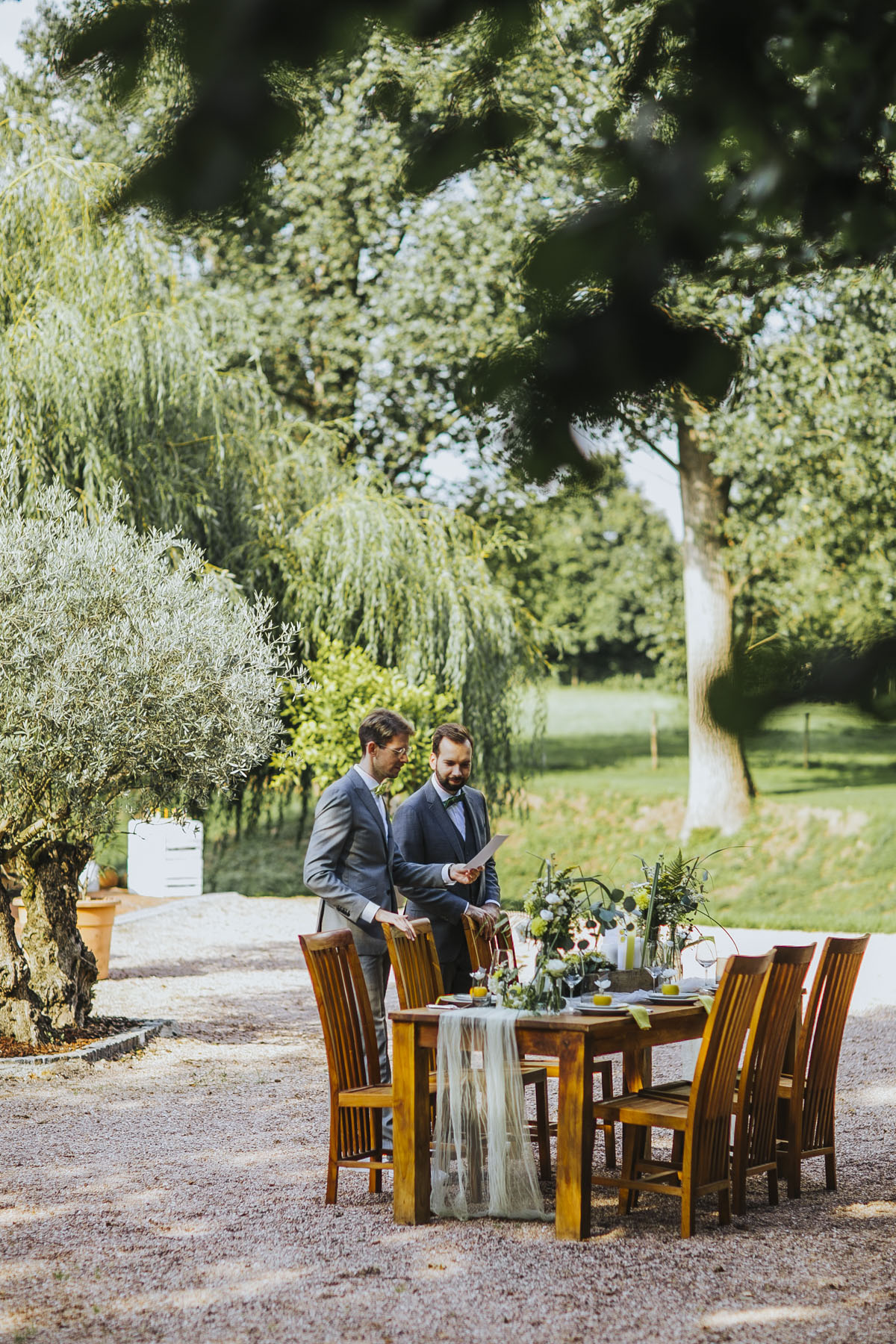 Benni + Thomas | Hurra, die Ehe für alle ist da! - Fotografin Guelten Hamidanoglu Koeln Hochzeiten Hochzeitsfotos  0347