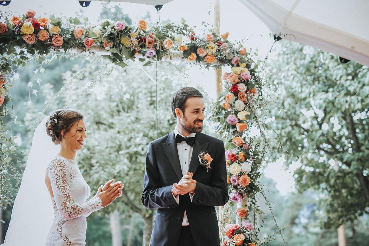 Alica+ Carsten | Freie Trauung im eigenen Garten - Fotografin Guelten Hamidanoglu Koeln Hochzeiten Hochzeitsfotos  125