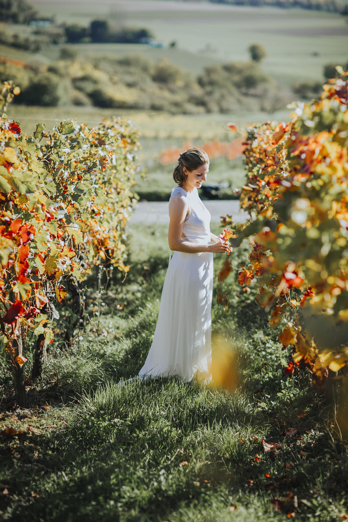 Caro + Chris | Herbstliche Hochzeit auf Hof Herzberg - Fotografin Guelten Hamidanoglu Koeln Hochzeiten Hochzeitsfotos  230