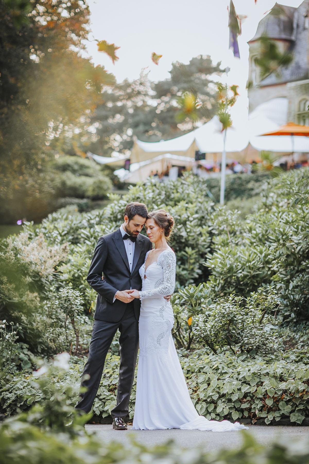 Alica+ Carsten | Freie Trauung im eigenen Garten - Fotografin Guelten Hamidanoglu Koeln Hochzeiten Hochzeitsfotos  448