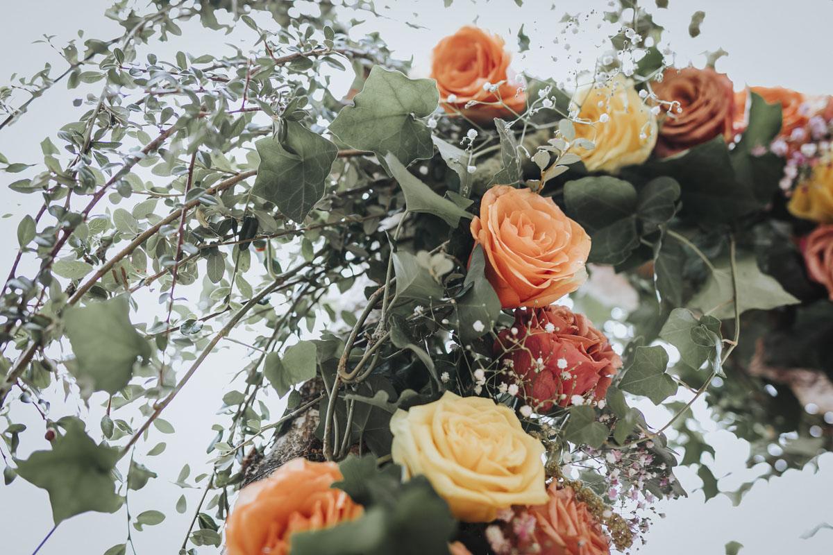 Alica+ Carsten | Freie Trauung im eigenen Garten - Fotografin Guelten Hamidanoglu Koeln Hochzeiten Hochzeitsfotos  47