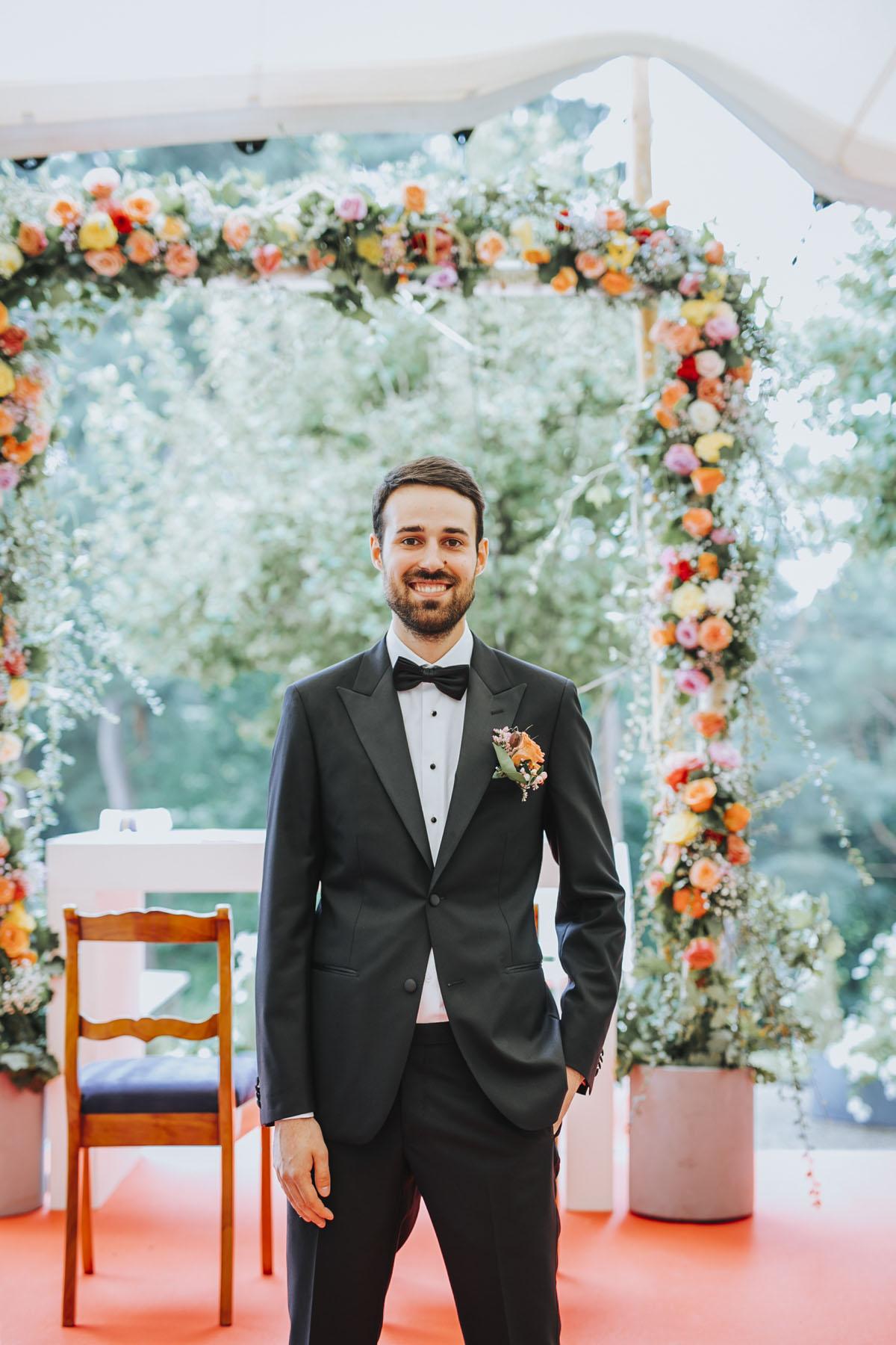 Alica+ Carsten | Freie Trauung im eigenen Garten - Fotografin Guelten Hamidanoglu Koeln Hochzeiten Hochzeitsfotos  49