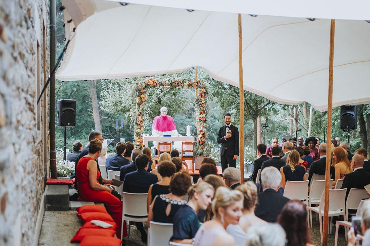 Alica+ Carsten | Freie Trauung im eigenen Garten - Fotografin Guelten Hamidanoglu Koeln Hochzeiten Hochzeitsfotos  52