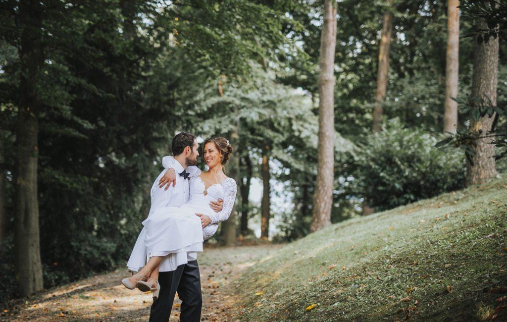 Alica+ Carsten | Freie Trauung im eigenen Garten