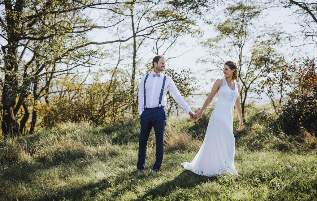 Caro + Chris | Herbstliche Hochzeit auf Hof Herzberg