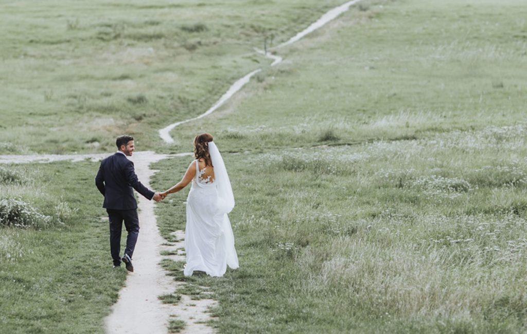 Janine+ Boris | Wir überraschen unsere Hochzeitsgäste mit dem bauwerk in Köln