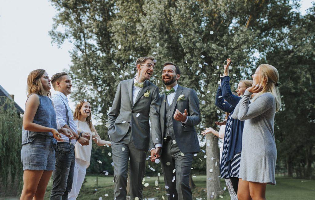 Benni + Thomas | Hurra, die Ehe für alle ist da!