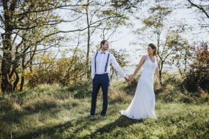Hochzeitsreportage - Herstliche Hochzeit auf Hof Herzberg