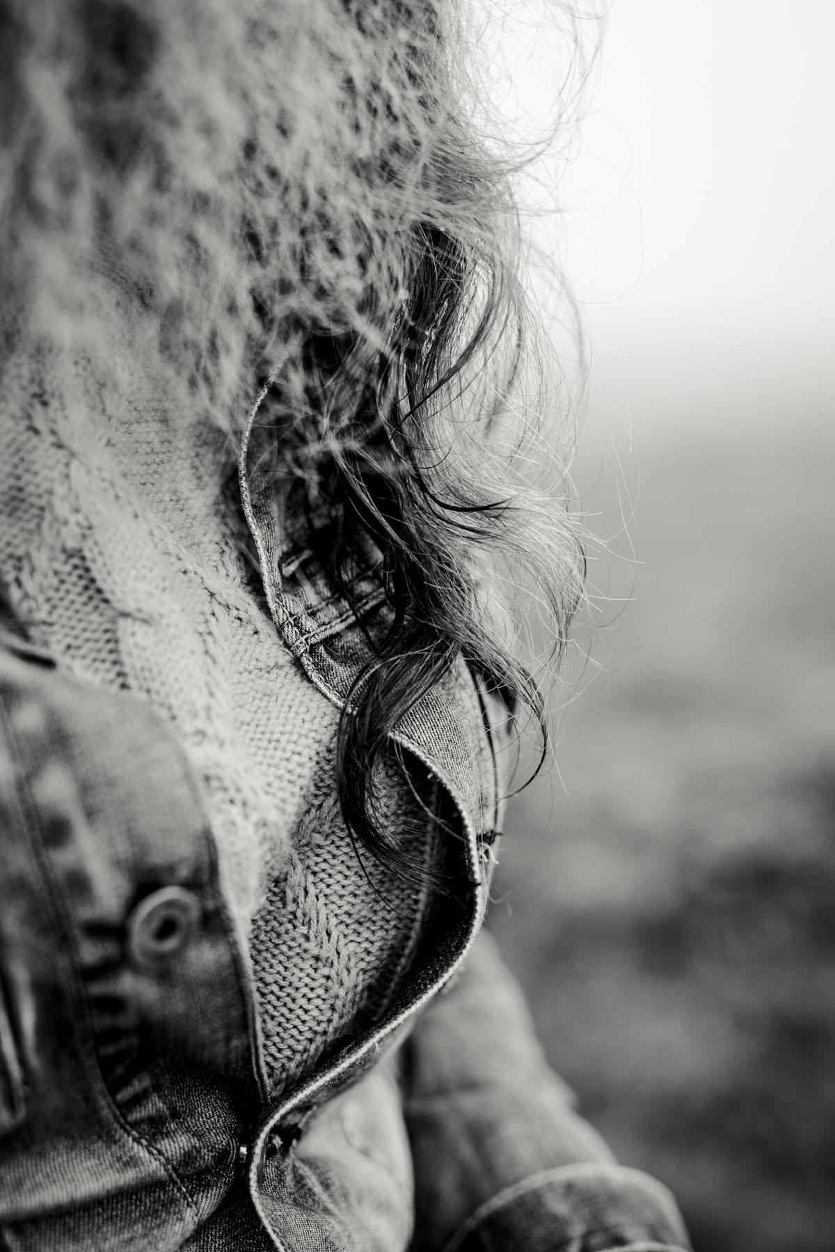 Siegfried Hartl | Der schöne Mann im Nebel - Fotografin Guelten Hamidanoglu Koeln Portraits  2615