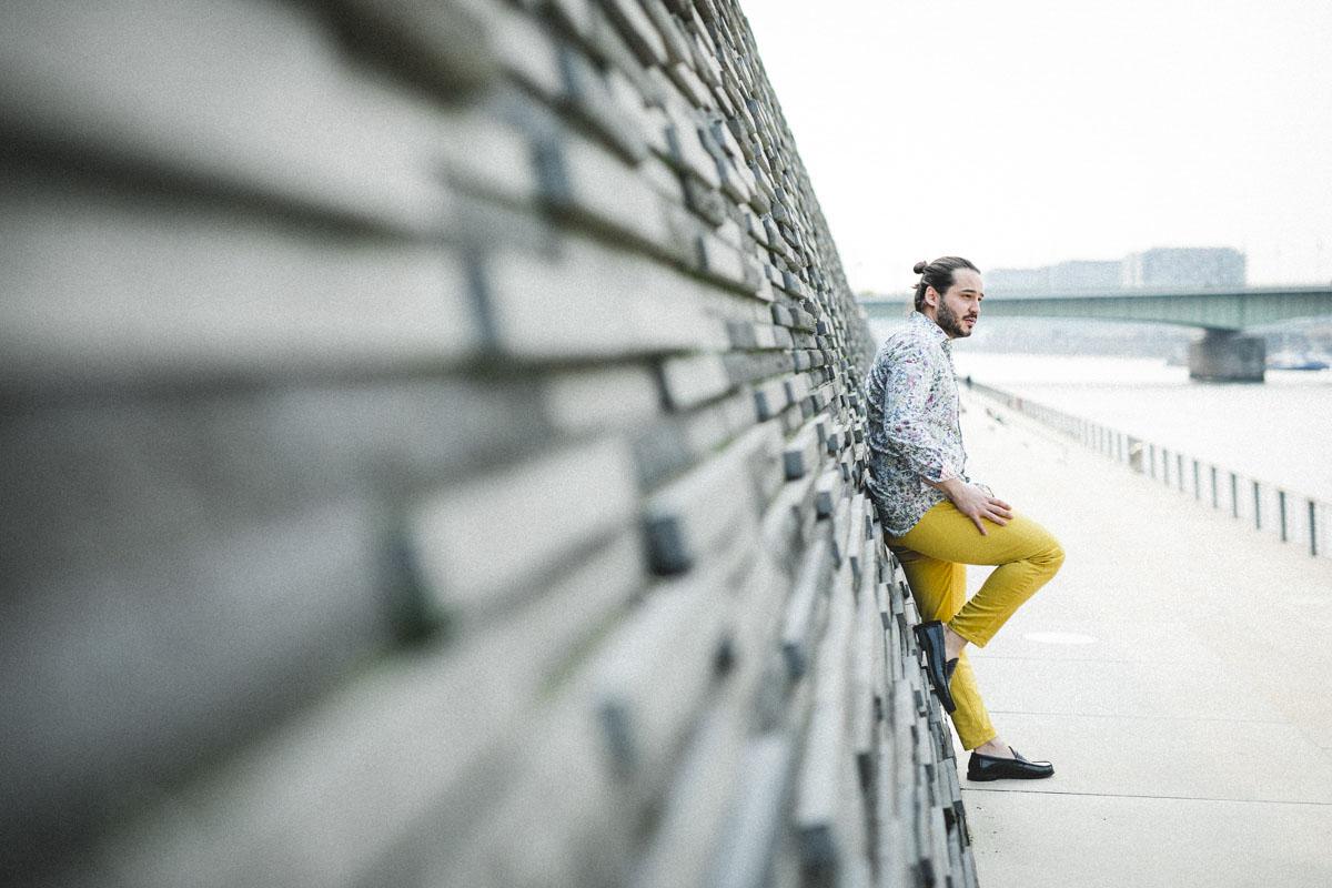 Bora - Modeshooting für Instagram in Köln - Fotografin Guelten Hamidanoglu Koeln portraits  19