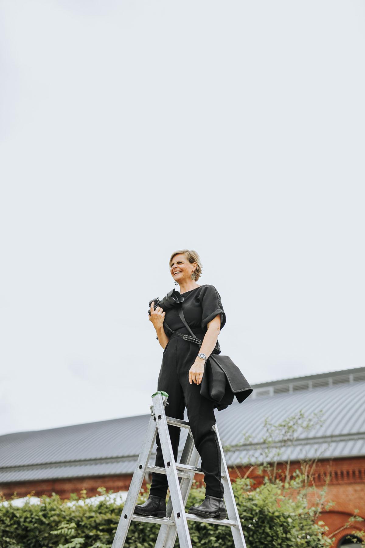 Stephanie Kunde - Eine großartige Kollegin in Action - Fotografin Guelten Hamidanoglu Koeln portraits  57