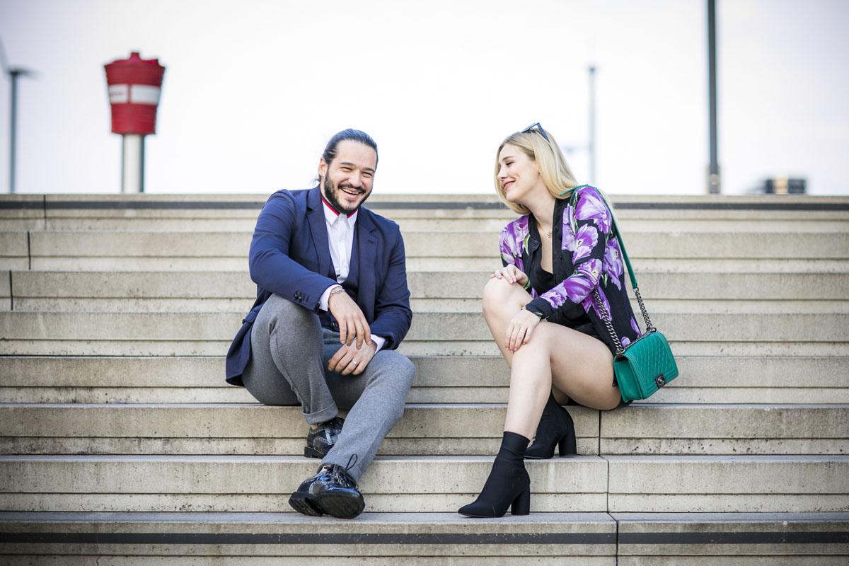 Burco + Bora - Instagram Blogger im Lifestyle Look - Fotografin Guelten Hamidanoglu Koeln portraits  7973