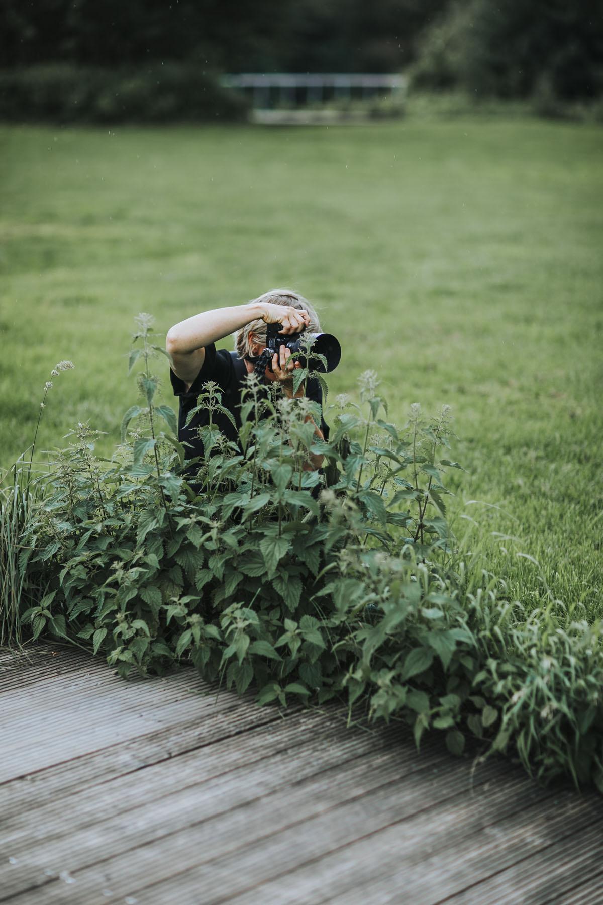 Stephanie Kunde - Eine großartige Kollegin in Action - Fotografin Guelten Hamidanoglu Koeln portraits  81