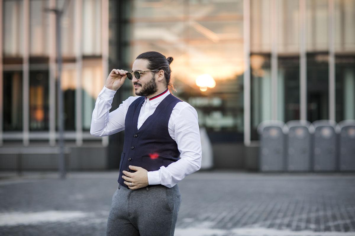 Burco + Bora - Instagram Blogger im Lifestyle Look - Fotografin Guelten Hamidanoglu Koeln portraits  8449