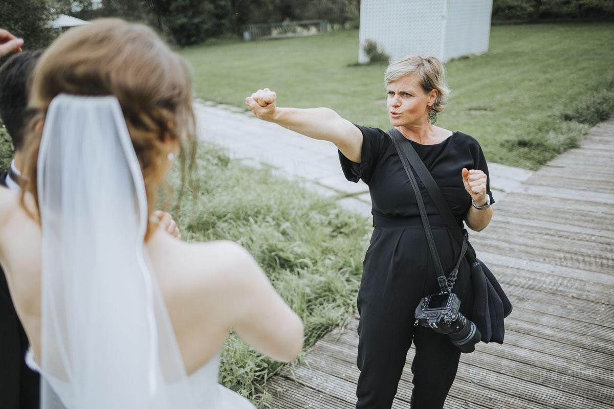 Stephanie Kunde - Eine großartige Kollegin in Action - Fotografin Guelten Hamidanoglu Koeln portraits  89