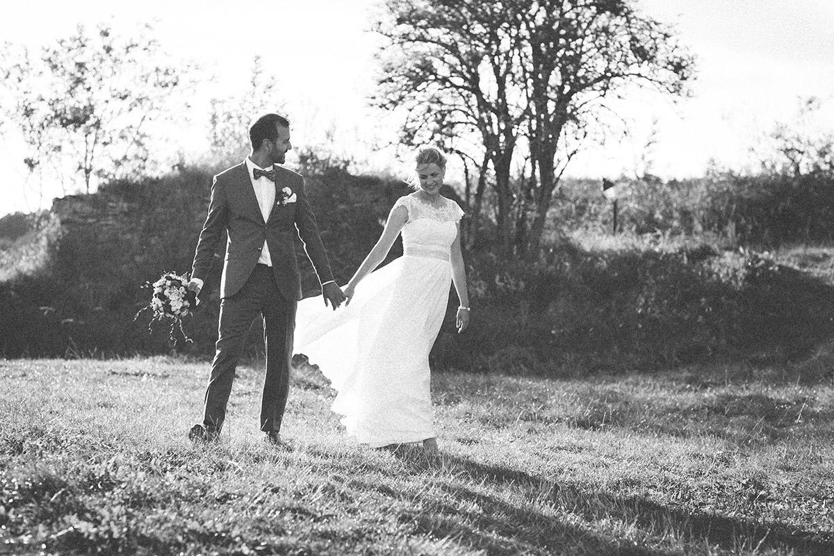 Schwarz-Weiße Hochzeitsfotos von Gülten Hamidanoglu