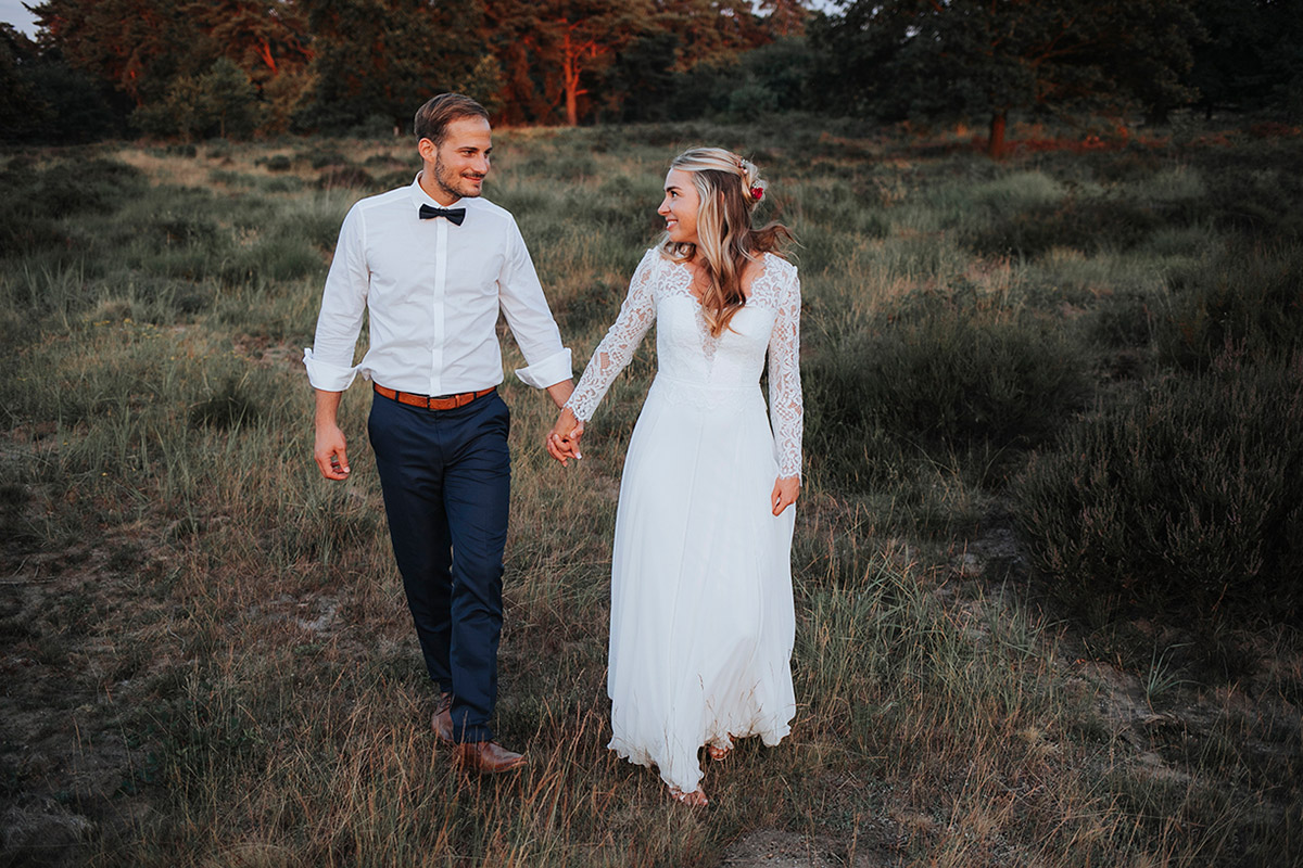Brautpaarshooting Outdoor - Gülten Hamidanoglu