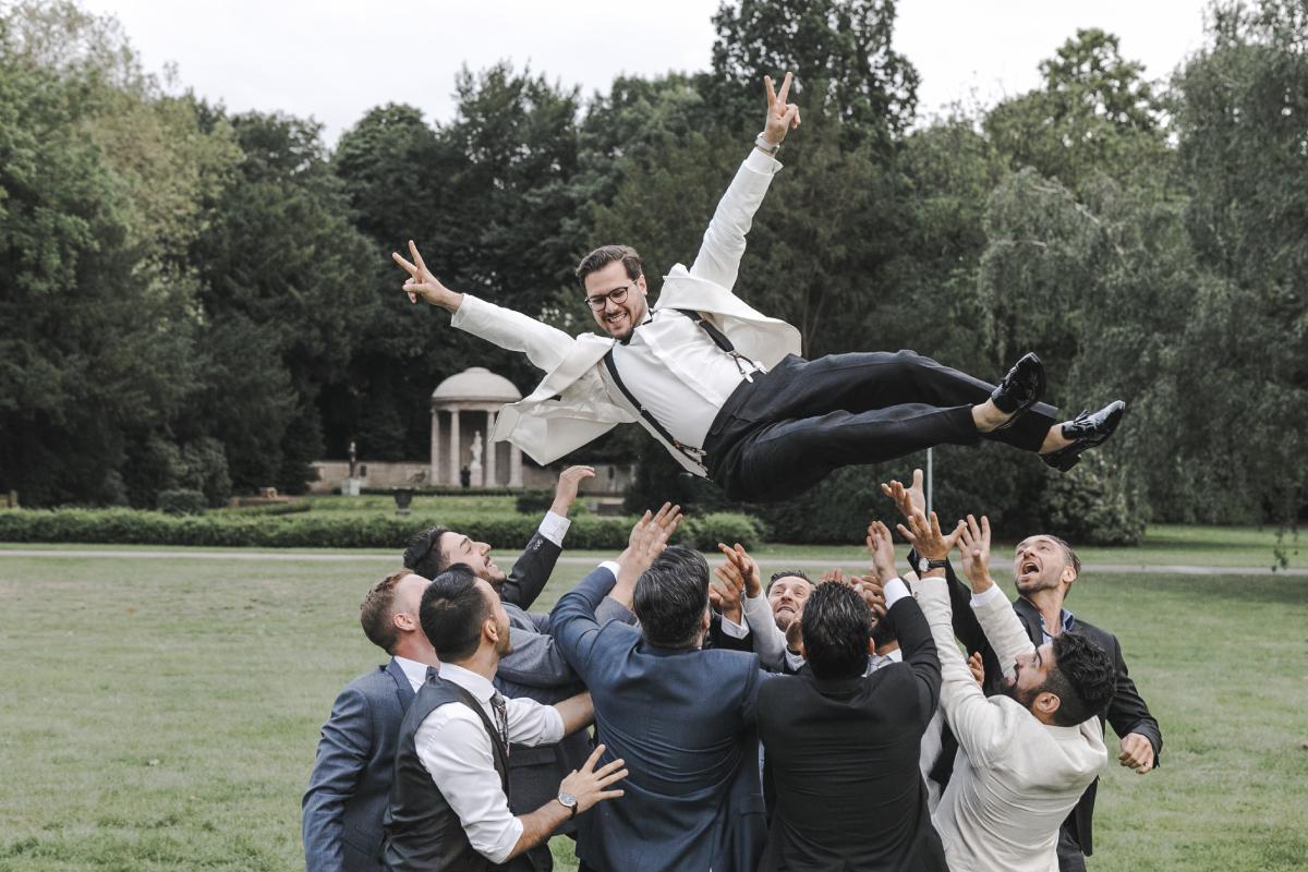 Bräutigam - Hochzeitsreportage von Gülten Hamidanoglu