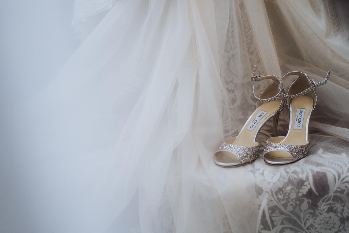 Detailfoto Hochzeitsschuhe Gülten Hamidanoglu