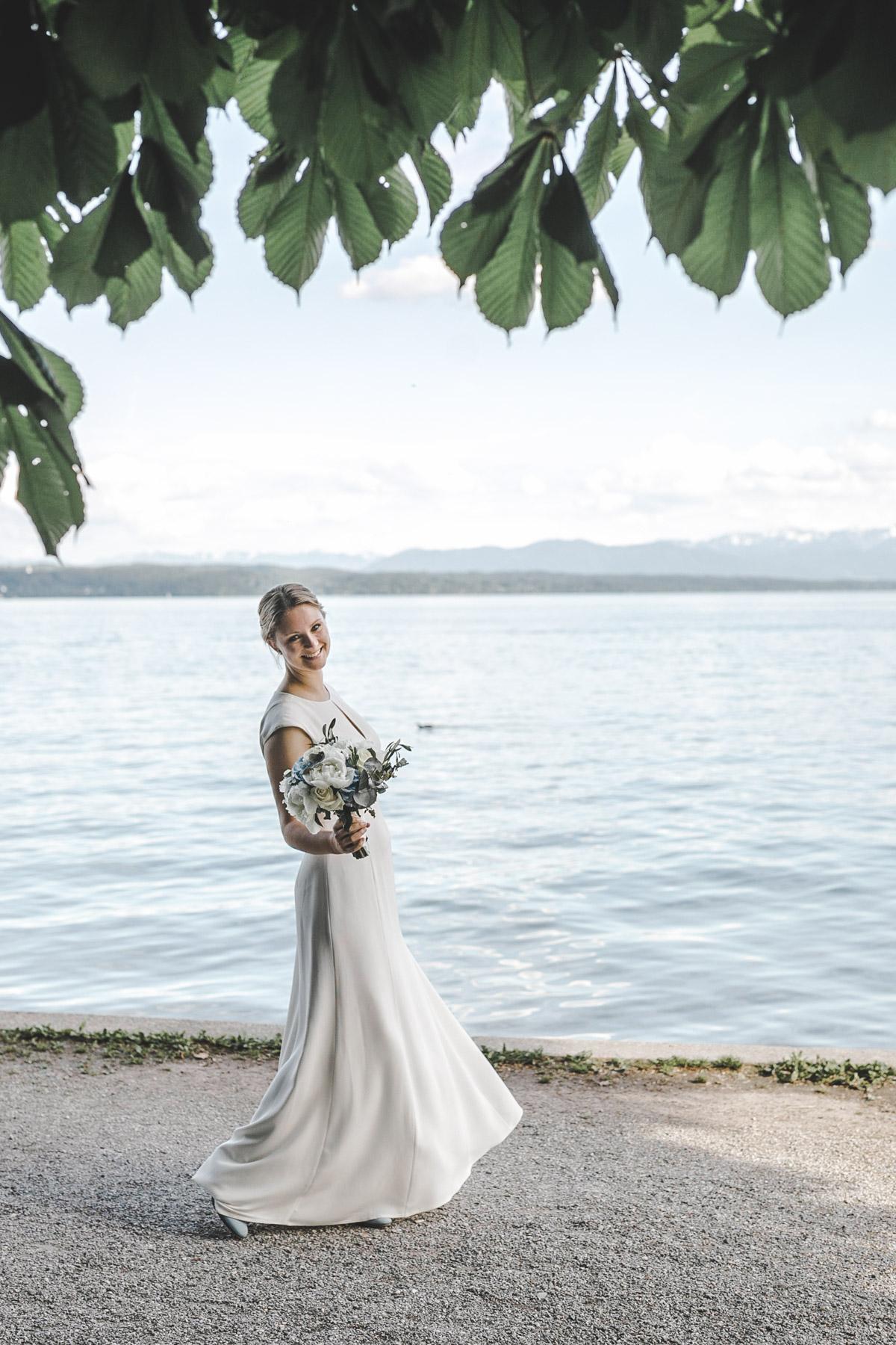 Barbara und Thorsten | Hochzeit am Starnenberger See - Fotografin Guelten Hamidanoglu Fotografie Koeln BT 19 741