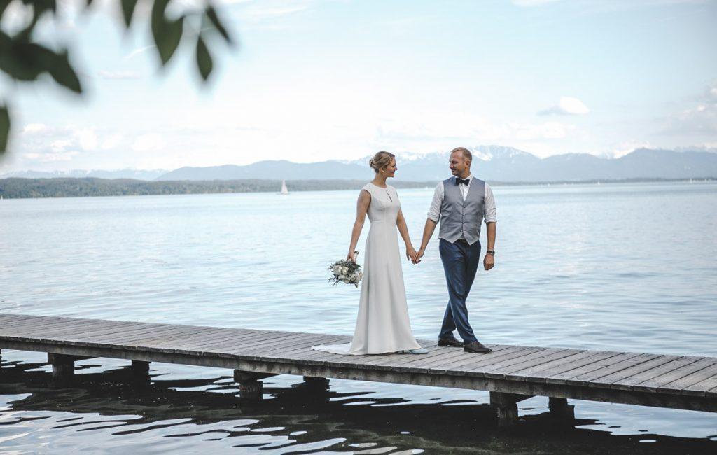 Barbara und Thorsten | Hochzeit am Starnenberger See