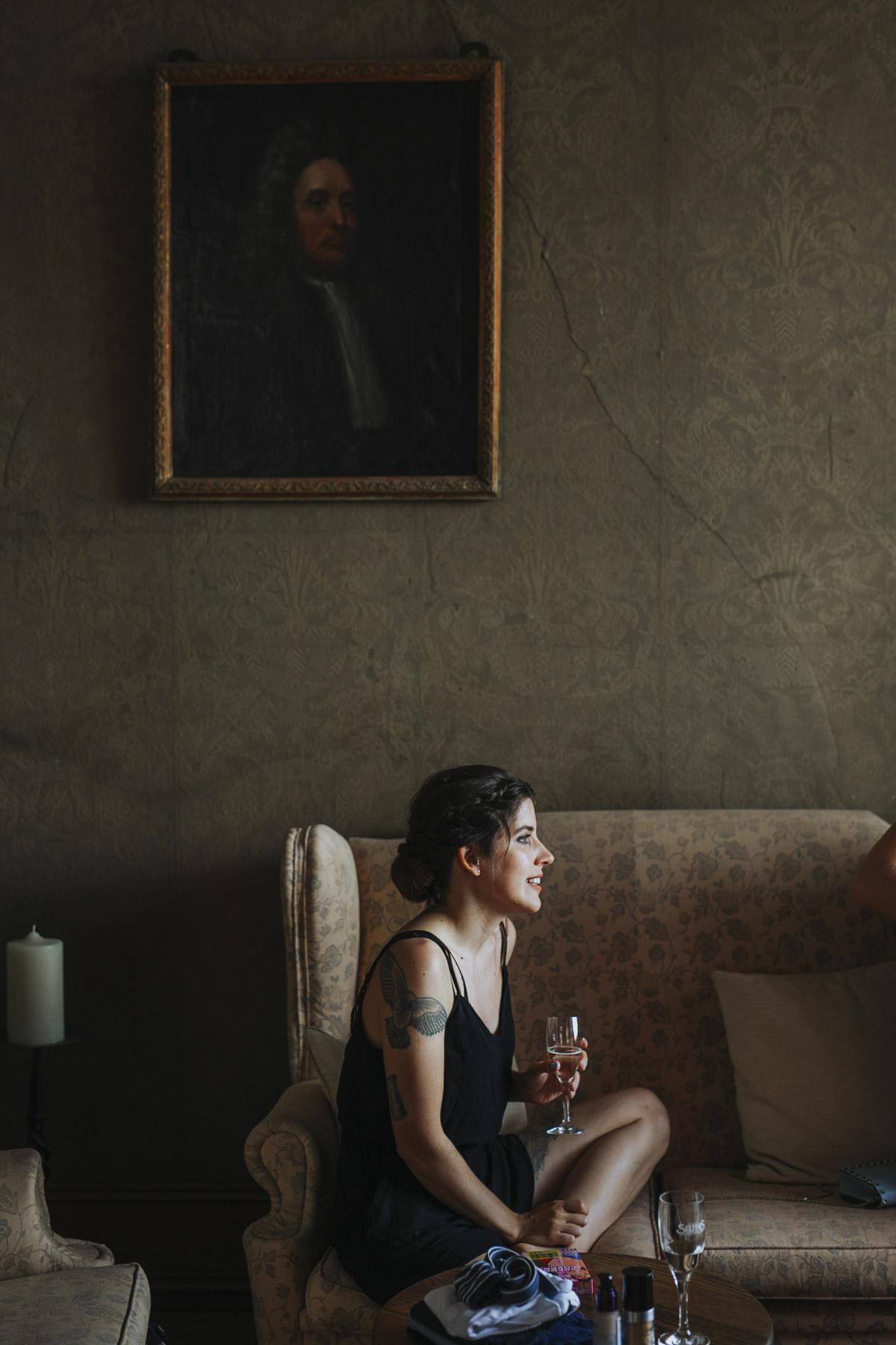 Fanny und Max | Hochzeit feiern auf Schloß Arenfels - Fotografin Guelten Hamidanoglu Fotografie Koeln FM 19 27