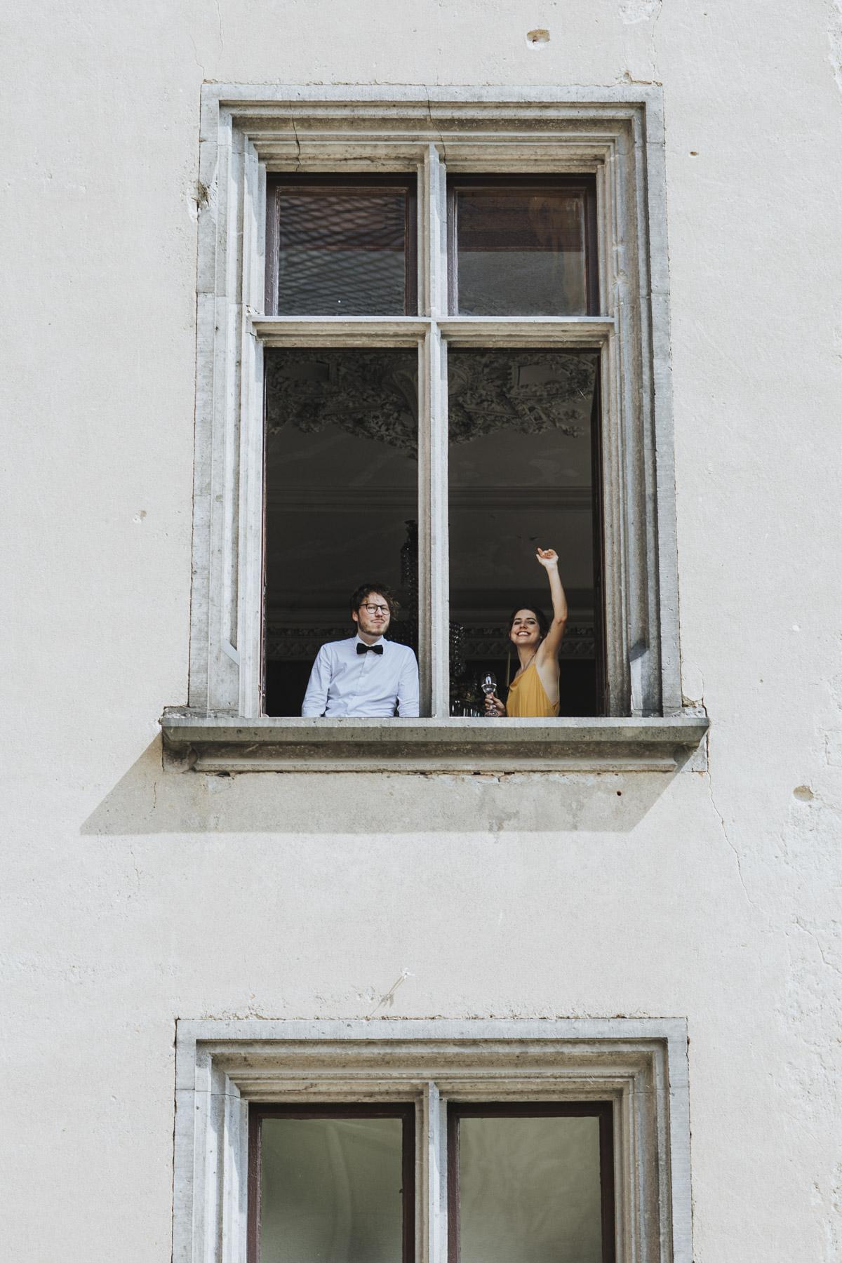 Fanny und Max | Hochzeit feiern auf Schloß Arenfels - Fotografin Guelten Hamidanoglu Fotografie Koeln FM 19 347