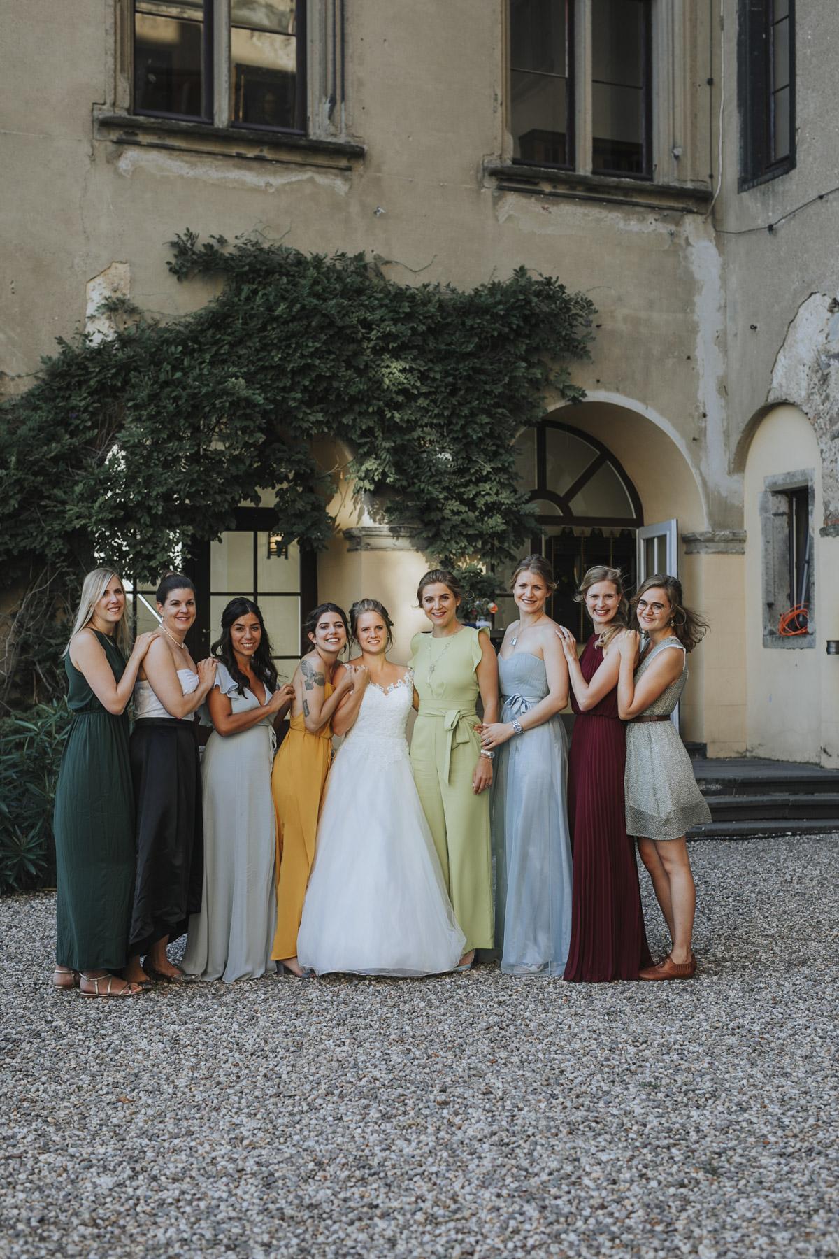 Fanny und Max | Hochzeit feiern auf Schloß Arenfels - Fotografin Guelten Hamidanoglu Fotografie Koeln FM 19 620