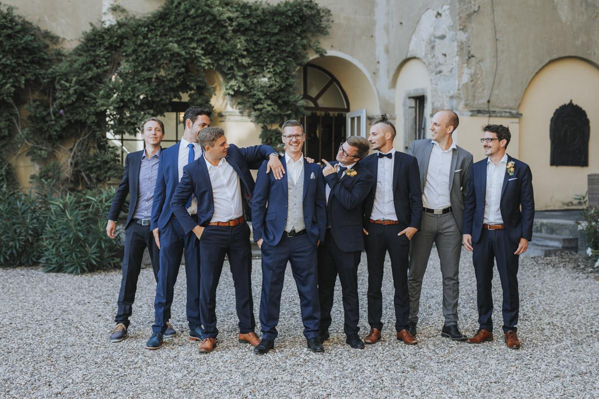 Fanny und Max | Hochzeit feiern auf Schloß Arenfels - Fotografin Guelten Hamidanoglu Fotografie Koeln FM 19 625